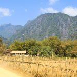 Quiet, dust & happiness in Laos