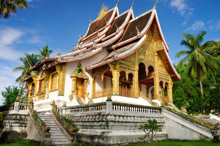 Luang Prabang, one of the top things to do in Laos