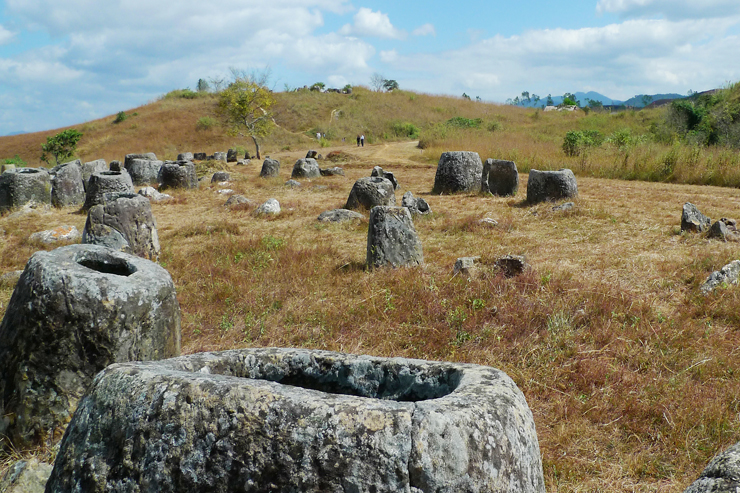 Plain of Jars, one of the top things to do in Laos