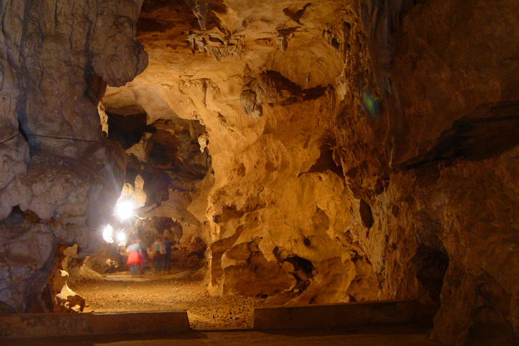 Vieng Xai caves, one of the top things to do in Laos
