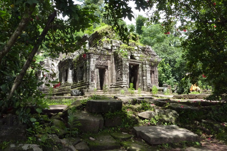 Wat Phu, one of the top things to do in Laos