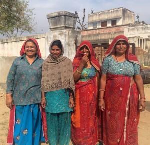 Local women in Alsisar