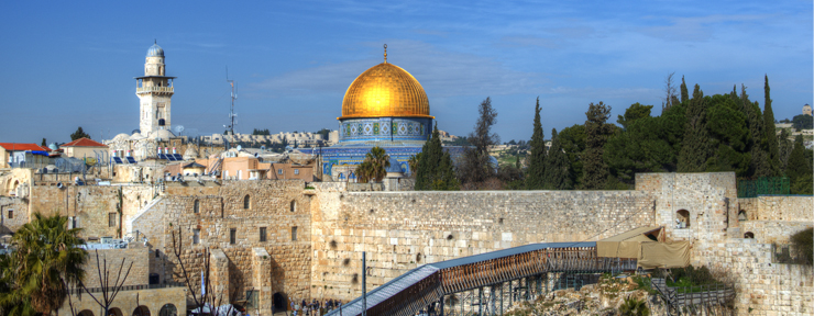 Jerusalem – City of Soul