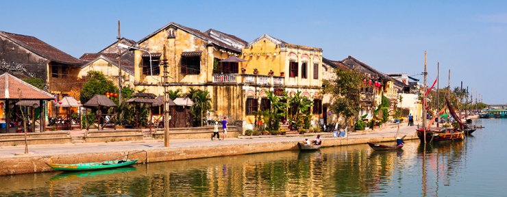 Under the spell of Hoi An