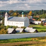 Medieval wonders of Russia's Golden Ring