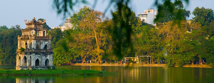 Discovering Vietnam & Cambodia