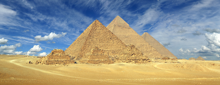 10 interesting facts about the Pyramids of Giza