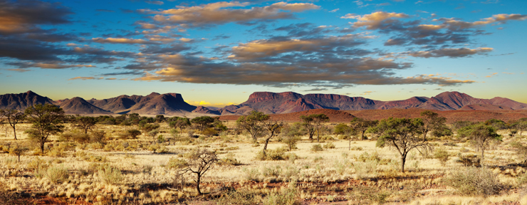 This is Namibia