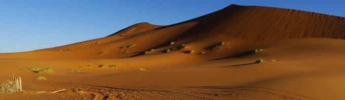 A journey into the Sahara