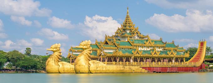 10 Great Reasons to Visit Myanmar