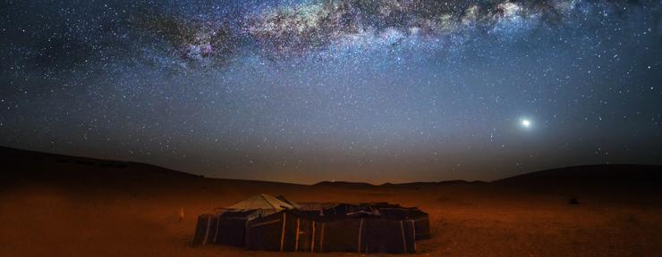 Top 10 stargazing spots