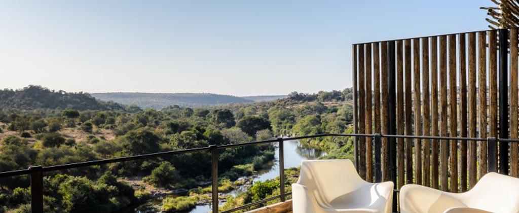 Panoramic views from Lebombo Lodge