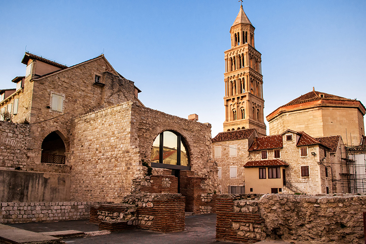 Diocletian's Palace - Game of Thrones Set Jetting
