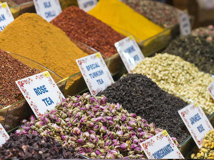Grand Bazaar - Top marketplaces around the world