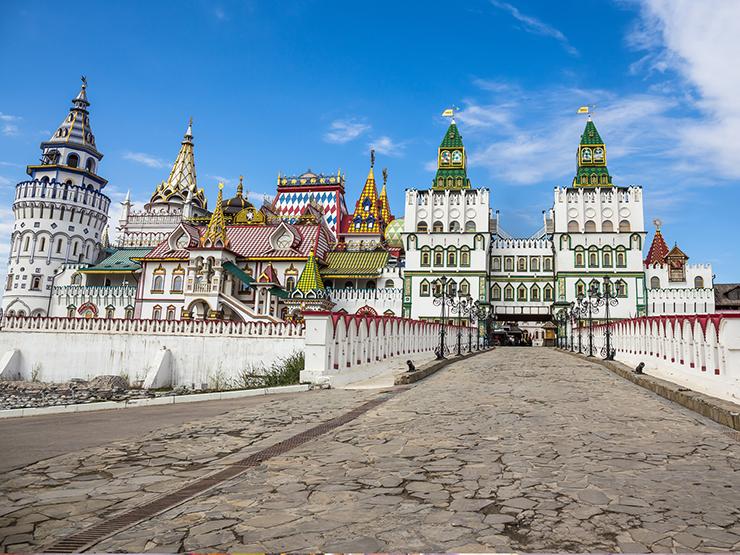 Ismailovsky Market - Top marketplaces around the world