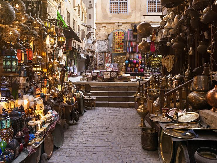Khan el Khalili - Top marketplaces around the world
