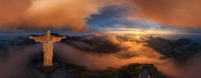 New 7 Wonders of the World by AirPano