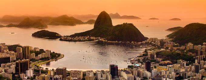 Coast to Coast in South America