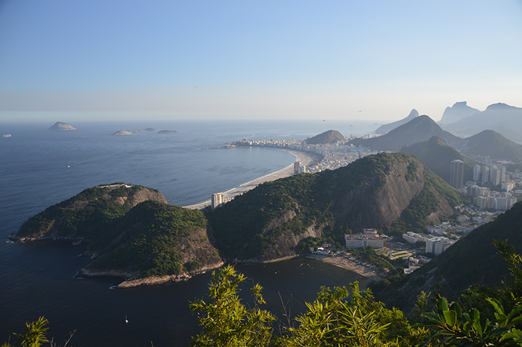 Corcovado - Coast to coast in South America