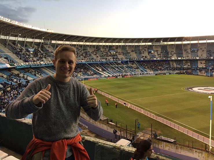 Football - Coast to coast in South America