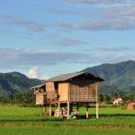 Hill tribe trekking in Laos