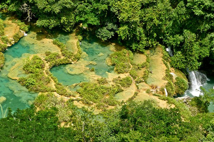 Semuc Champey a highlight of Guatemala