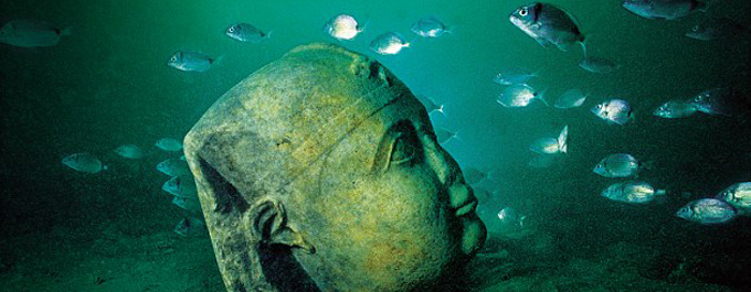 Sunken Cities – reviving interest in ancient Egypt