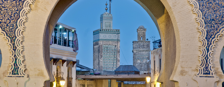 Travelling Morocco