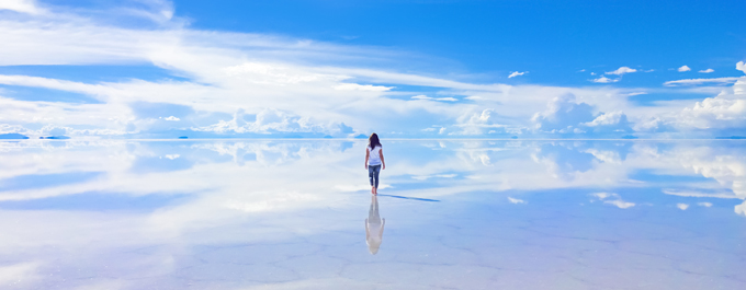 How to visit the Uyuni salt flats from La Paz