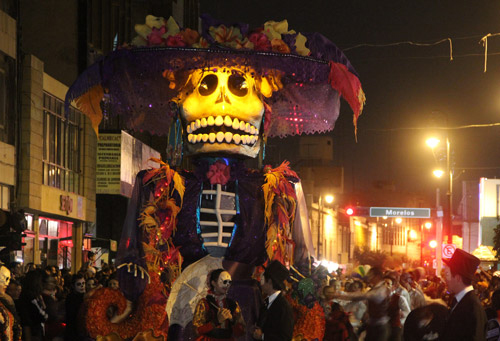 Aguascalientes - best places in Mexico to celebrate the Day of the Dead