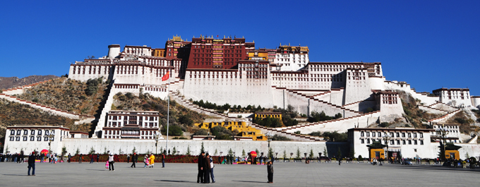 The reality of visiting Tibet as a traveller