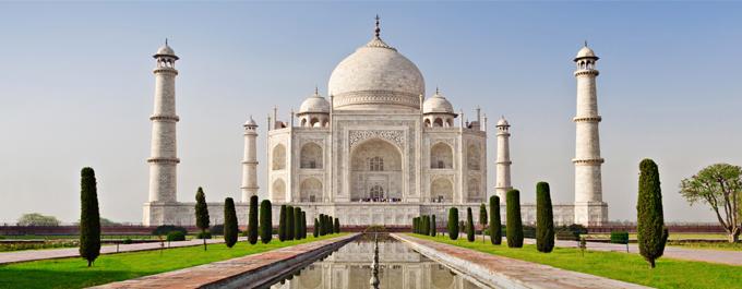 Taj Mahal dome to undergo facelift in 2017