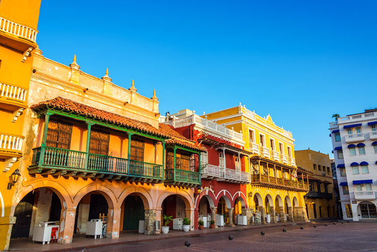 Colombia - one of our best places to travel in 2017