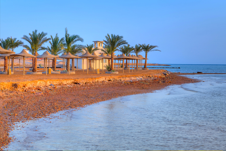 New Year's Eve - Red Sea, Egypt