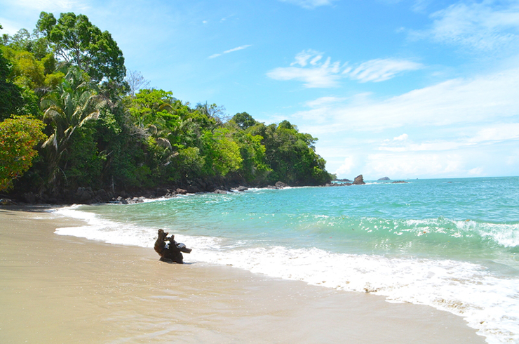Manuel Antonio in Costa Rica is one of our top beach destinations in Central America