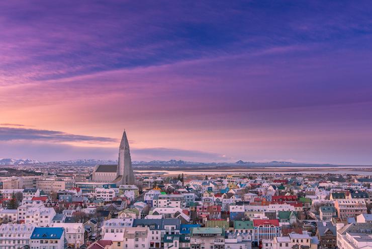 New Year's Eve - Celebrate till the sun rises in Reykjavik