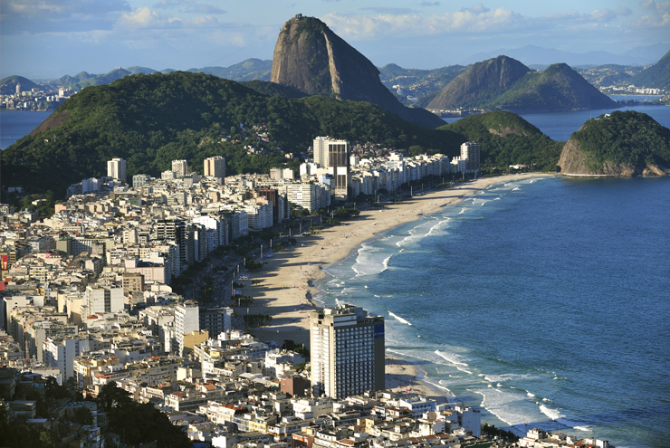 New Year's Eve - Dance into 2017 on the beaches of Brazil