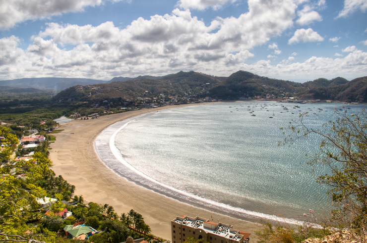 San Juan del Sur in Nicaragua is one of our top beach destinations in Central America