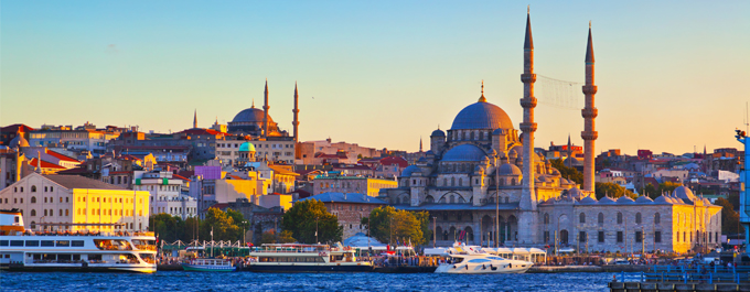 A Journey from Europe to Asia in Istanbul