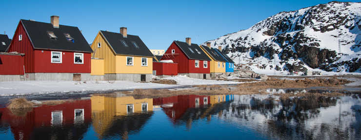 Greenland – rough, real, remote