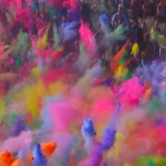 Holi Festival tour in India
