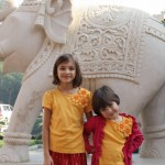 A family holiday to India