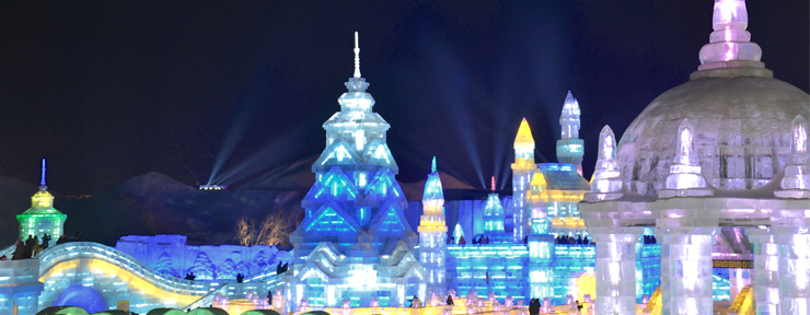 Instagrams of the month: Spotlight on Harbin Ice Festival