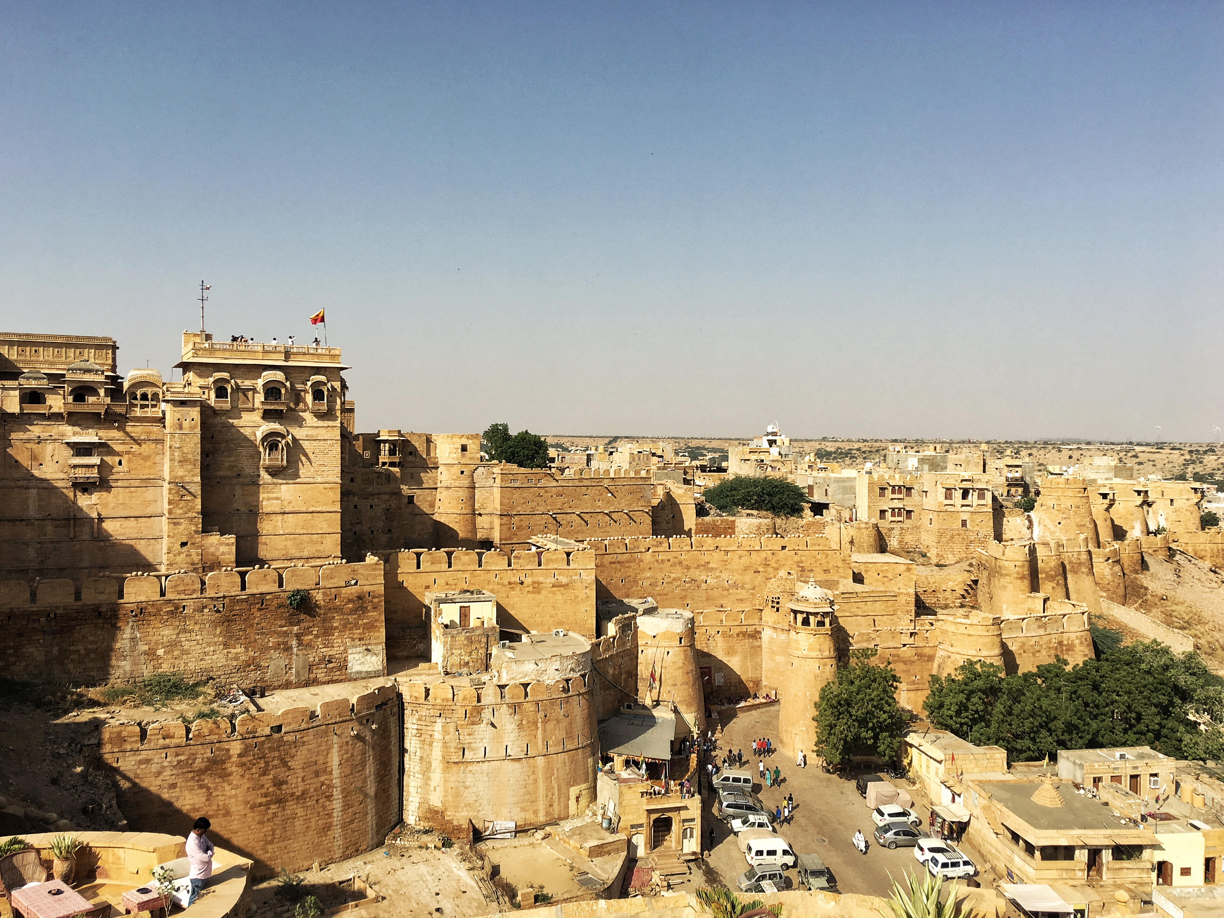 Jaisalmer - Cities in northern India to fall in love with