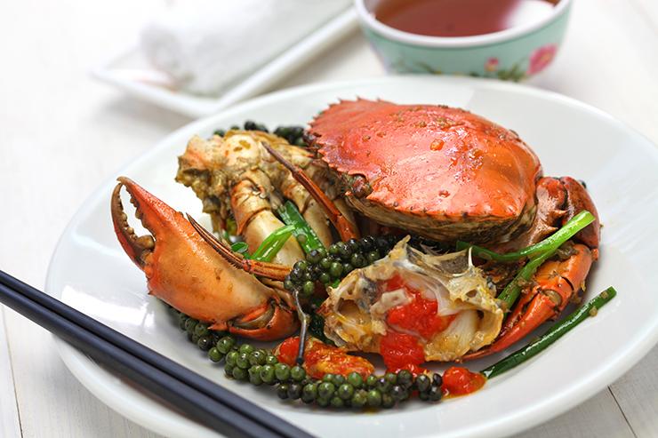 Kdam Chaa - Cambodian deliciousness