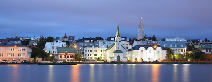 A Run Around Reykjavik