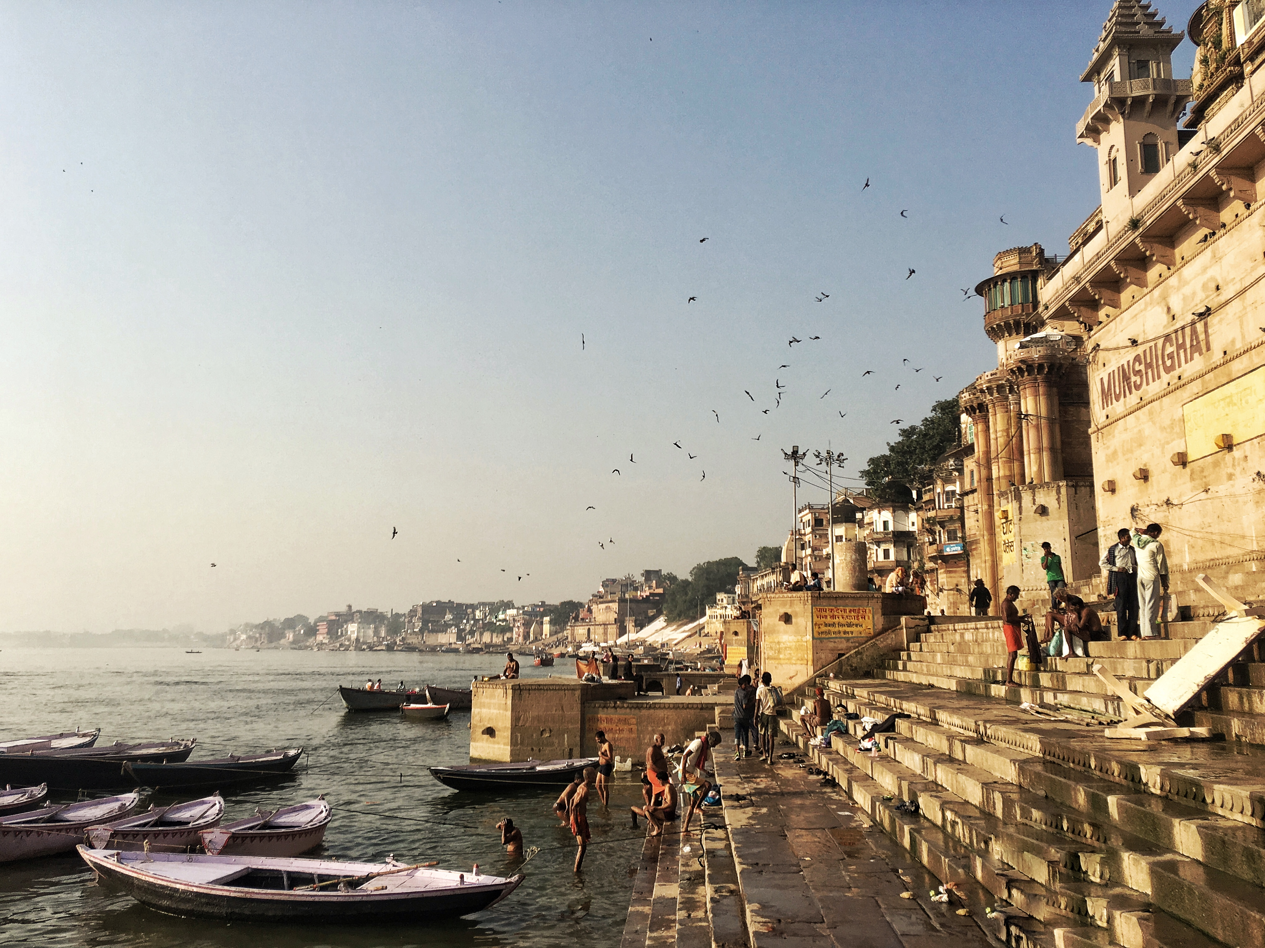 Varanasi - Cities in northern India to fall in love with