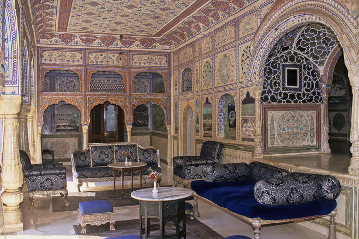 Rajasthan palace hotel - things to do in Rajasthan