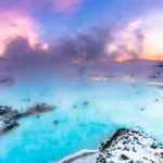 Visiting the Blue Lagoon in Iceland