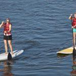 Paddleboarding in Peru: Adventure on Lake Piuray